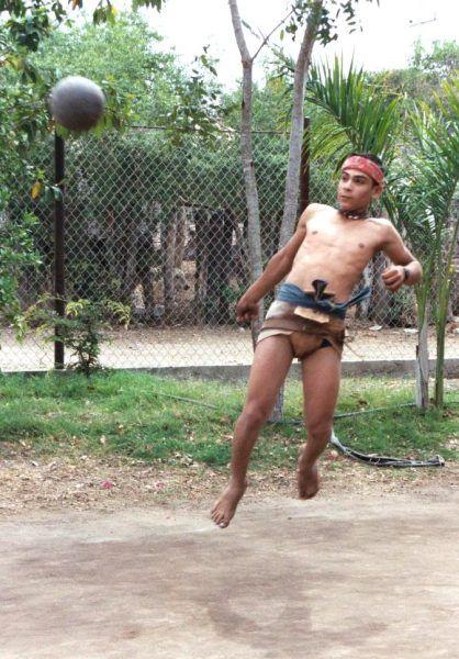 Gracz ulama z Sinaloa