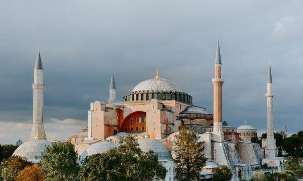 Hagia Sophia zachwyca do dziś