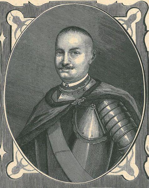 Józef Sylwester Sosnowski obiecał rękę córki księciu Lubomirskiemu podczas gry w karty