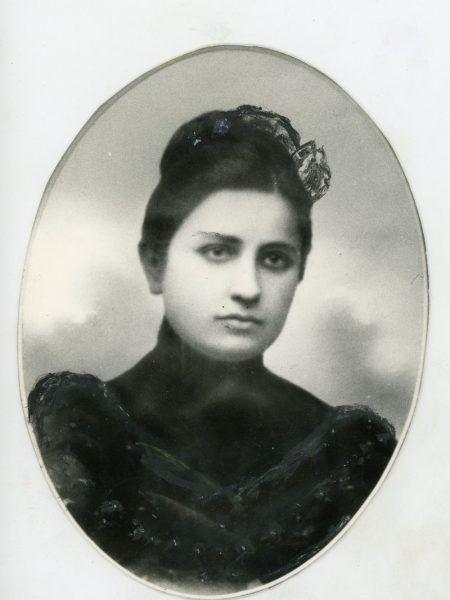 Jekaterina Swanidze pierwsza żona Stalina
