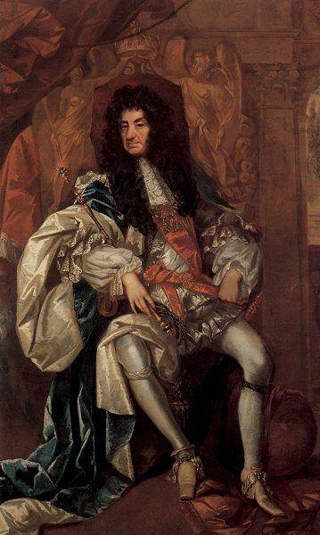 Karol II Stuart interesował się medycyną, choć... kompletnie się na niej nie znał