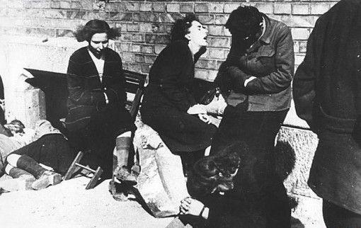 Gwałty dokonywane na polskich kobietach przez Niemców w czasie Powstania Warszawskiego do dziś stanowi temat tabu