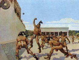 Gra Majów nazywana mogłaby być... biodrówką