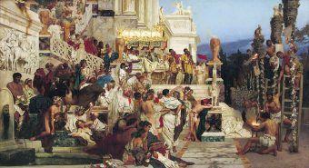 Neron przeszedł do historii jako okrutnik i szaleniec