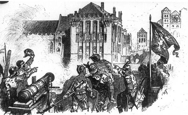 Oblężenie Malborka