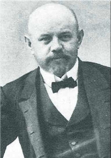 Rudolf von Sebottendor.