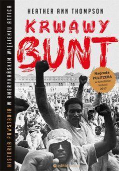Tekst powstał w oparciu o nagrodzoną Pulitzerem książkę Heather Ann Thompson Krwawy bunt. Historia powstania w amerykańskim więzieniu Attica, która ukazała się właśnie nakładem wydawnictwa Editio.