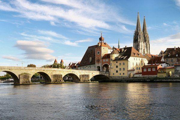 Most w Ratyzbonie