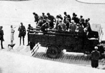 Łapanka na Żoliborzu. Być może właśnie wtedy aresztowano Witolda Pileckiego