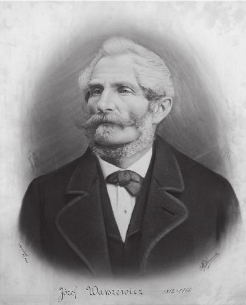 Józef Warszewicz (1812 1866) – wybitny polski botanik