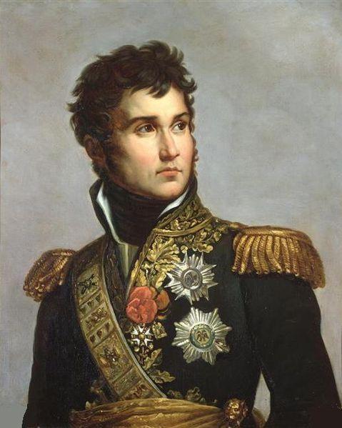 Jean Lannes był jednym z najbardziej odważnych dowódców Napoleona