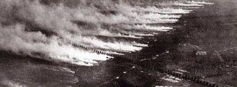 Atak chemiczny chlorem podczas I wojny światowej