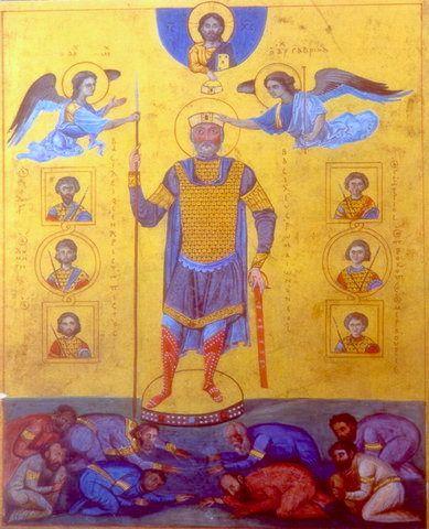 Bazyli II Bułgarobójca