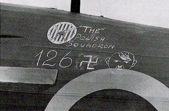 """""""126 Adolfów"""" zestrzelonych przez Dywizjon 303 w bitwie o Anglię"""