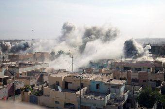 Walki w Faludży, listopad 2004 roku