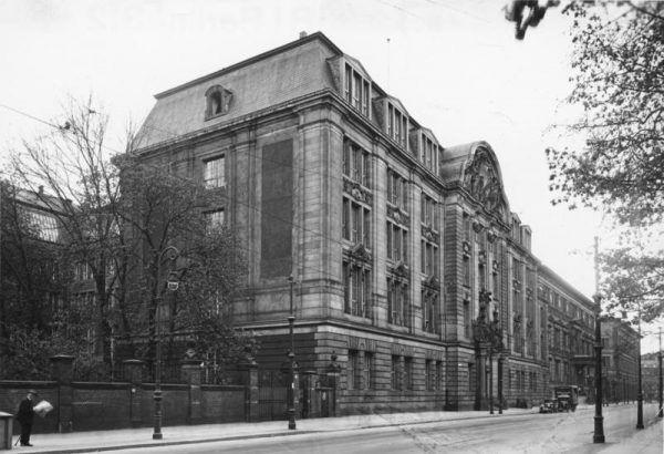 Główna siedziba Gestapo w Berlinie (1933)