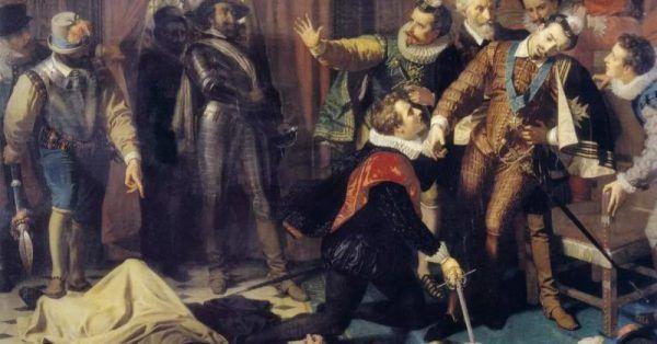 Henryk Walezy zginął w toalecie