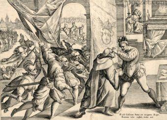Śmierć Henryka Walezego przypomina historię z