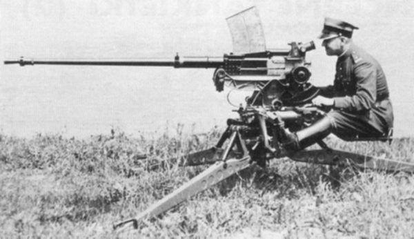 Karabin maszynowy wz. 38FK, w który uzbrajano TKSy, zdolny był przebić pancerz każdego typu niemieckiego czołgu w 1939