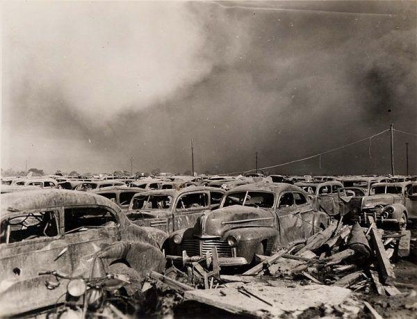 Katastrofa w Texas City