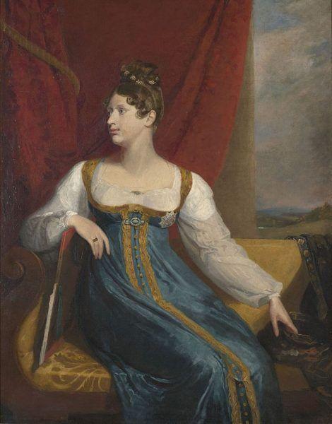 Księżniczka Charlotte Augusta z Walii