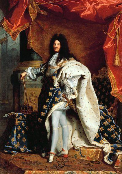 Ludwik XIV nazwał sam siebie Królem Słońce i do dnia dzisiejszego pozostaje najdłużej panującym władcą w historii
