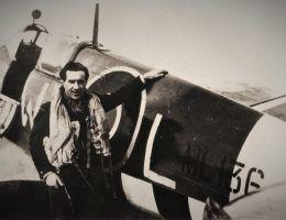 Marian Duryasz polski pilot w Anglii