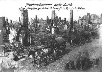 Niemiecka armia na ziemiach polskich. Zdjęcie poglądowe