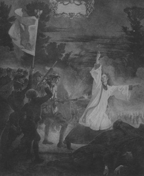 Obraz Jana Henryka Rosena