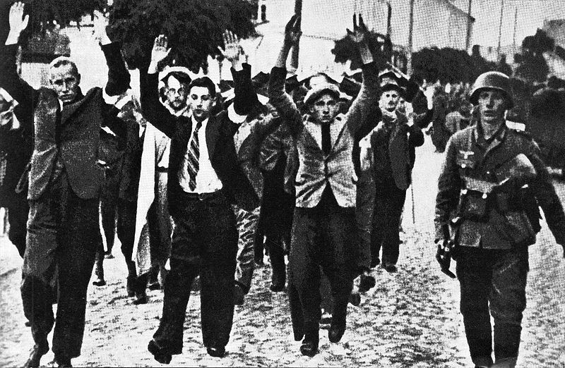 Ofiary łapanki w Warszawie