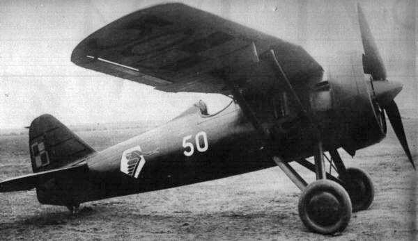 PZL P.7a – polski samolot myśliwski
