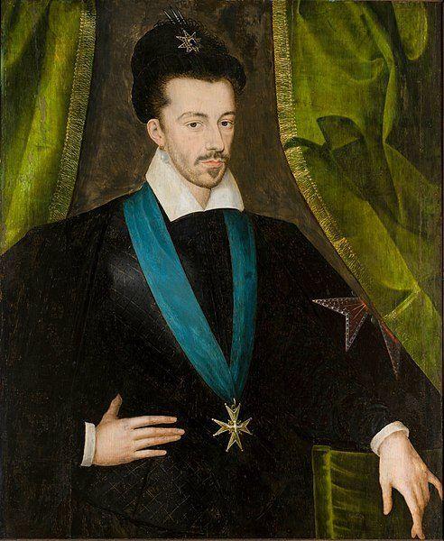 Henryk Walezy nie zabawił zbyt długo na polskim tronie