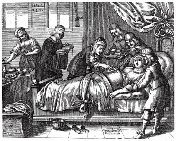 Cesarskie cięcie stało się bardziej bezpieczne dla matki m.in. dzięki odkryciu aseptyki i antyseptyki