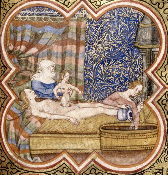 Metoda cesarskiego cięcia była znana od starożytności, jednak niemal zawsze kończyła się śmiercią matki