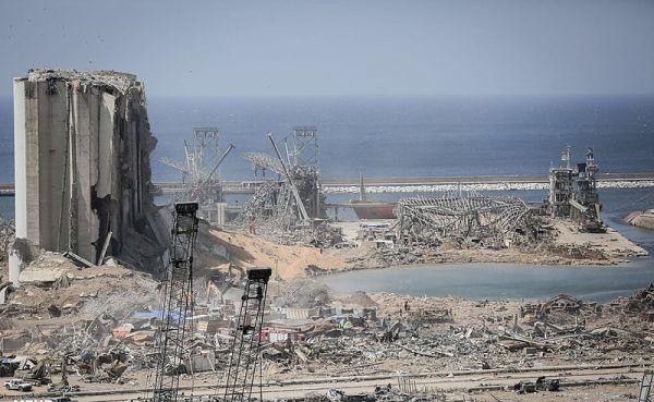 Całkiem niedawno miała miejsce potężna eksplozja w Bejrucie