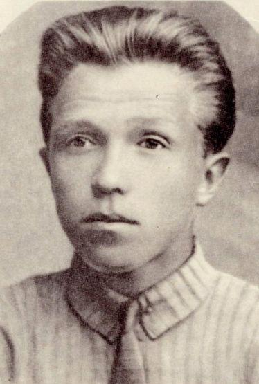 Kuzniecow w 1920 roku.