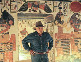 """Serial """"Sekrety egipskich grobowców"""". Emisja w środy o 21:00 na kanale HISTORY2"""