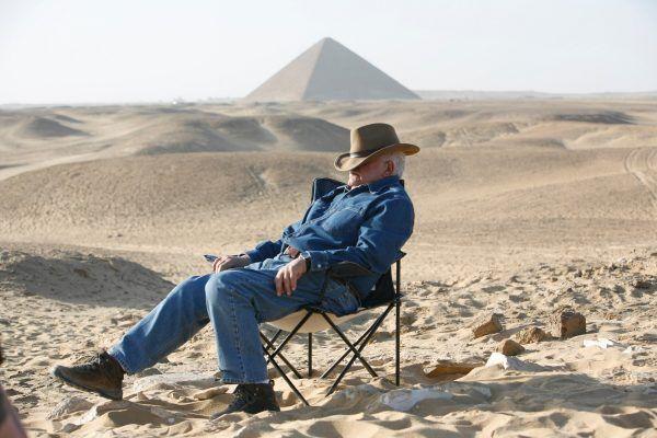 """""""Inspirację do napisania artykułu stanowił serial History 2 pod tytułem """"Sekrety egipskich grobowców"""". Emisja co środę o godz. 21 od 23 września."""""""