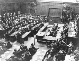 Międzynarodowy Trybunał Wojskowy w Norymberdze 20 lis 1945 – 1 paź 1946