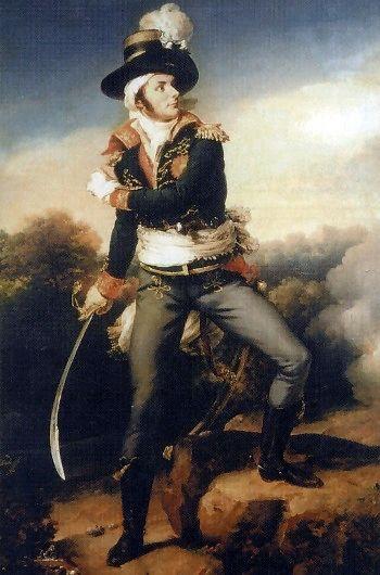 François de Charette – przywódca buntu w Wandei