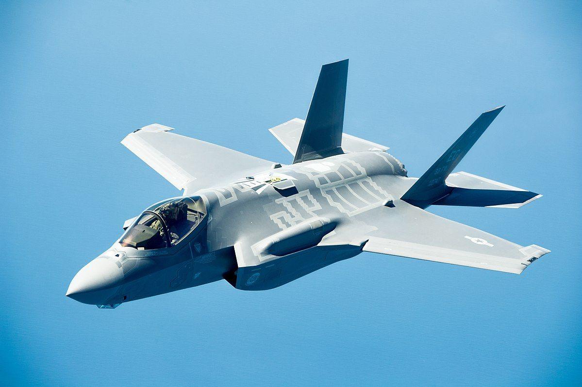 F 35 Lighting II. Lotnictwo Izraela było pierwszym poza USA, które zaopatrzyło się w te samoloty i jako pierwsze użyło ich bojowo (w 2018 roku).