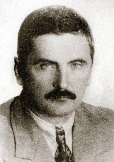 Generał Stefan Rowecki (1895 1943) polski dowódca, oficer Wojska Polskiego, komendant główny Armii Krajowej