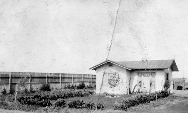 Farma Nortcotta, na której doszło do przerażających zbrodni.