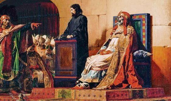 """""""Trupi synod"""", czyli pośmiertny sąd nad papieżem Formozusem"""