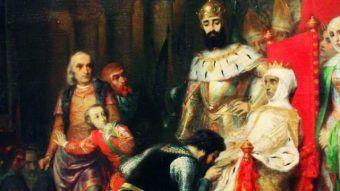 Piotr I Okrutny i Trupia Królowa Inês