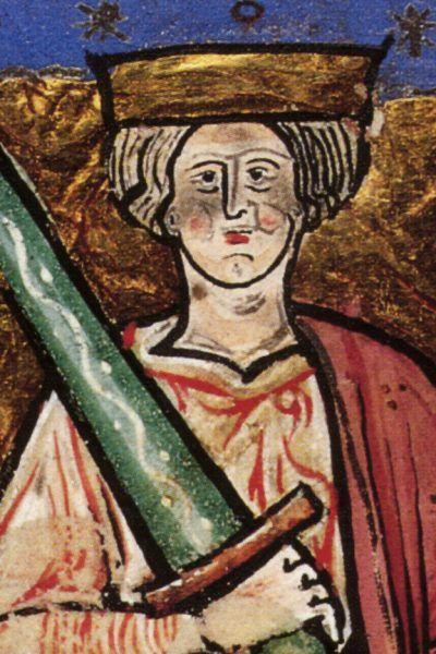 Ethelred II nie bez powodu zyskał przydomek Bezradny.