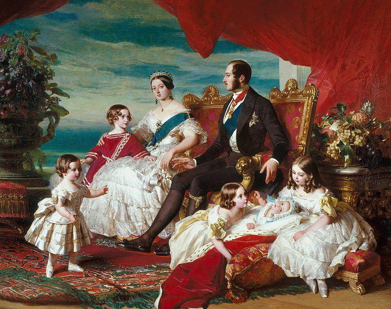 Królowa Wiktoria nie lubiła dzieci, choć miała ich aż dziewięcioro