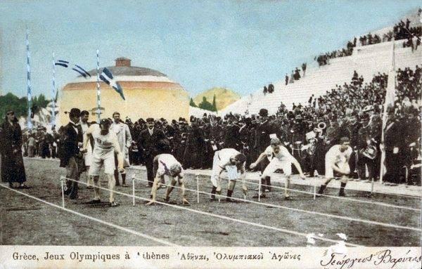Do 1928 roku w igrzyskach olimpijskich mogli brać udział wyłącznie mężczyźni