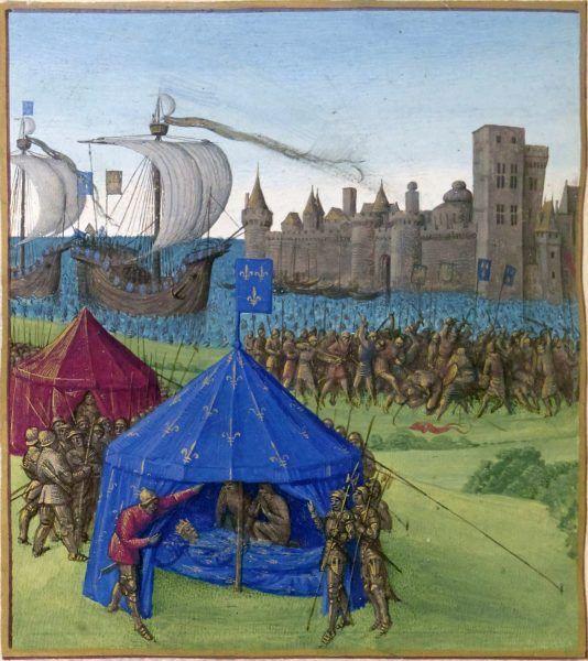 Śmierć Ludwika IX.