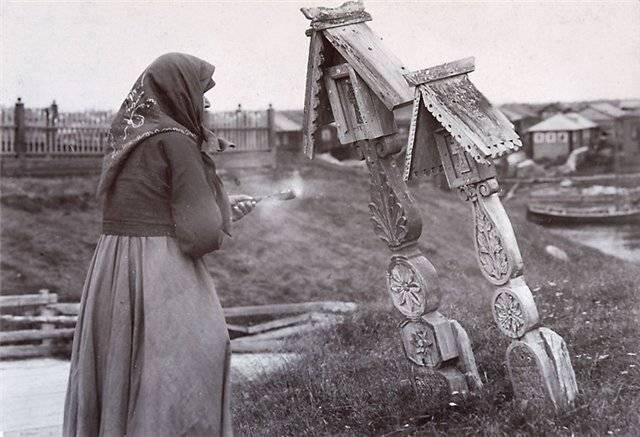 Łykowowie byli staroobrzędowcami (zdjęcie poglądowe).